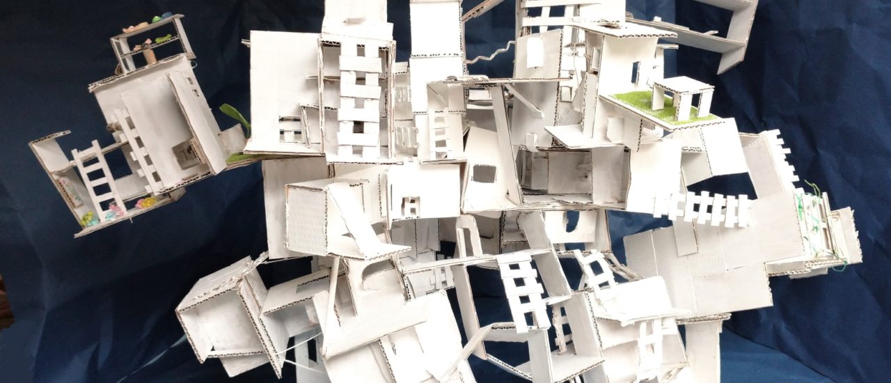 2020年7月「加藤こどもの造形教室+加藤典子作品展2020」を開催します。
